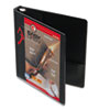 Cardinal EasyOpen ClearVue Locking Slant-D Ring Binder, 1