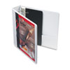 Cardinal Recycled ClearVue EasyOpen Vinyl D-Ring Presentation Binder, 2
