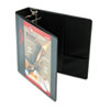 Cardinal EasyOpen ClearVue Locking Slant-D Ring Binder, 2