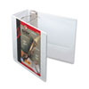 Cardinal EasyOpen ClearVue Locking Slant-D Ring Binder, 5