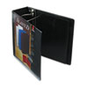 Cardinal SuperStrength ClearVue Locking Slant-D Ring Binder, 4