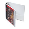 Cardinal EasyOpen ClearVue Locking Round Ring Binder, 2