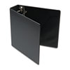 "Heavyweight Vinyl Slant-D Ring Binder, 2"" Capacity, Black"