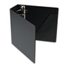 "SuperStrength Locking Slant-D Ring Binder, 3"", Black"