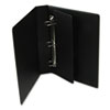 "Legal Binder with Slant-D Ring, 2"", 14"" x 8-1/2"", Black, 3-Ring"