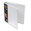Cardinal Spine Vue Locking Round Ring Binder, 1-1/2