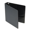 "EasyOpen Locking Slant-D Ring Binder, 1-1/2"", Black"