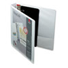 Cardinal ClearVue XtraLife Slant-D Presentation Binder, 1-1/2