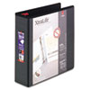 Cardinal XtraLife ClearVue Non-Stick Locking Slant-D Ring Binder, 3