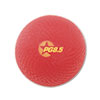 Playground Ball, 8-1/2&quot;, Red