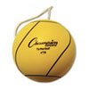 Tether Ball, Playground Size, Optic Yellow