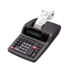 DR-250TM Two-Color Desktop Calculator, 12-Digit Digitron, Black/Red