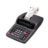 DR-270TM Two-Color Desktop Calculator, 12-Digit Digitron, Black/Red