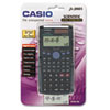 FX-300ES Overhead Scientific Calculator, 10-Digit Natural Textbook Display