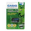 Casio TR18BU, TR18BK Thermal Ink Ribbons - CSO TR18BU