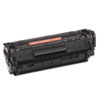 CTG12M Compatible Remanufactured MICR Toner, 2000 Page-Yield, Black