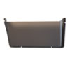Unbreakable Docupocket Single Pocket Wall File, Letter, Smoke
