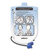 Defibtech Pediatric Defibril. Pads, Infant-8, for Software Ver.1.203 or Later