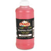 Ready-to-Use Tempera Paint, Red, 16 oz