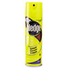 Pledge Furniture Polish, Lemon, 17.7 oz Aerosol Can, 6/Carton