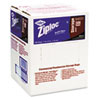 Ziploc Double Zipper Storage Bags, Plastic, 1qt, Clear, Write-On ID Panel, 500/Box