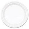 Dart Famous Service Impact Plastic Dinnerware, Plate, 10 1/4