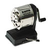 X-ACTO Manual Sharpener, Vacuum Base, Black/Chrome