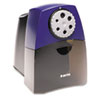 X-ACTO Teacher Pro Electric Pencil Sharpener, Bue/Black