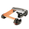 X-ACTO Laser Trimmer, 12 Sheets, Wood Base, 12