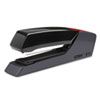 Rapid S17 SuperFlatClinch Full-Strip Stapler, 30-Sheet Capacity, Black
