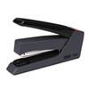 Rapid Press Less SuperFlatClinch Stapler, 30-Sheet Capacity, Black