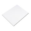 White Poster Board, 28 x 22, 50/Carton