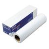 "Premium Luster Photo Paper, 13"" x 32.8 ft, White"