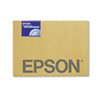 Epson Enhanced Matte Posterboard, 30 x 24, White, 10/Pack
