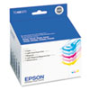 Epson T048920 Ink, 430 Page-Yield, 5/Pack, Assorted
