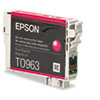 Epson T096320 (96) Ink, 430 Page-Yield, Magenta