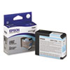 Epson T580500 UltraChrome K3 Ink, Light Cyan