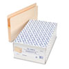Pendaflex Reinforced End Tab File Pockets, 3.5