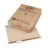 Pendaflex Earthwise Earthwise 100% Recycled Paper Hanging Folders, Letter, Natural, 25/Box