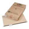 Pendaflex Earthwise Earthwise 100% Recycled Paper Hanging Folders, Kraft, Legal, Natural, 25/Box