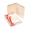 Manila Two-Fastener Classification Folders with 1/3 Cut Tabs, Letter, 50/Box