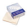 Pendaflex Reinforced Top Tab File Folders, 11 point Kraft, 1/3 Cut, Letter, 100/Box
