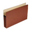 5 1/4 Inch Expansion File Pocket, Legal Size