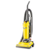 Eureka Lightweight No Touch Bag System Upright Vacuum, 17.5 lbs, Yellow