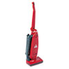 Sanitaire Multi-Pro Two-Motor Lightweight Upright Vacuum, 13.75lb, Red