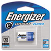e2 Lithium Photo Battery, CR2, 3Volt, 1 Battery/Pack