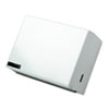 Ex-Cell Singlefold Towel Dispenser, 13 x 6 1/2 x 7 1/2, White