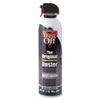 Disposable Compressed Gas Duster, 17oz Can