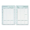 Original Dated Daily Planner Refill, October-September, 8-1/2 x 11, 2012-2013
