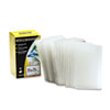 Fellowes Laminating Pouch, 10mil, 2 1/4 x 3 3/4, Business Card Size, 100/Pack